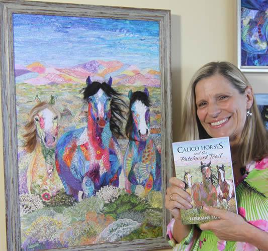 The Calico Horse Whisperer
