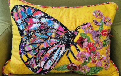 Monarch Sewing Art Challenge Winners